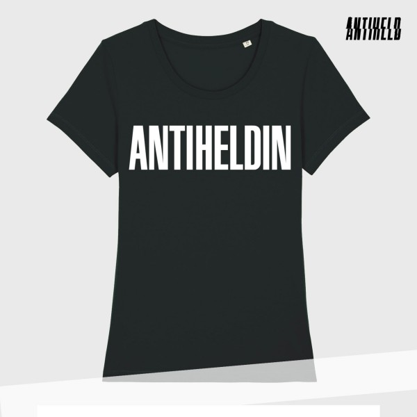 Shirt ANTIHELDIN LOGO Mädels
